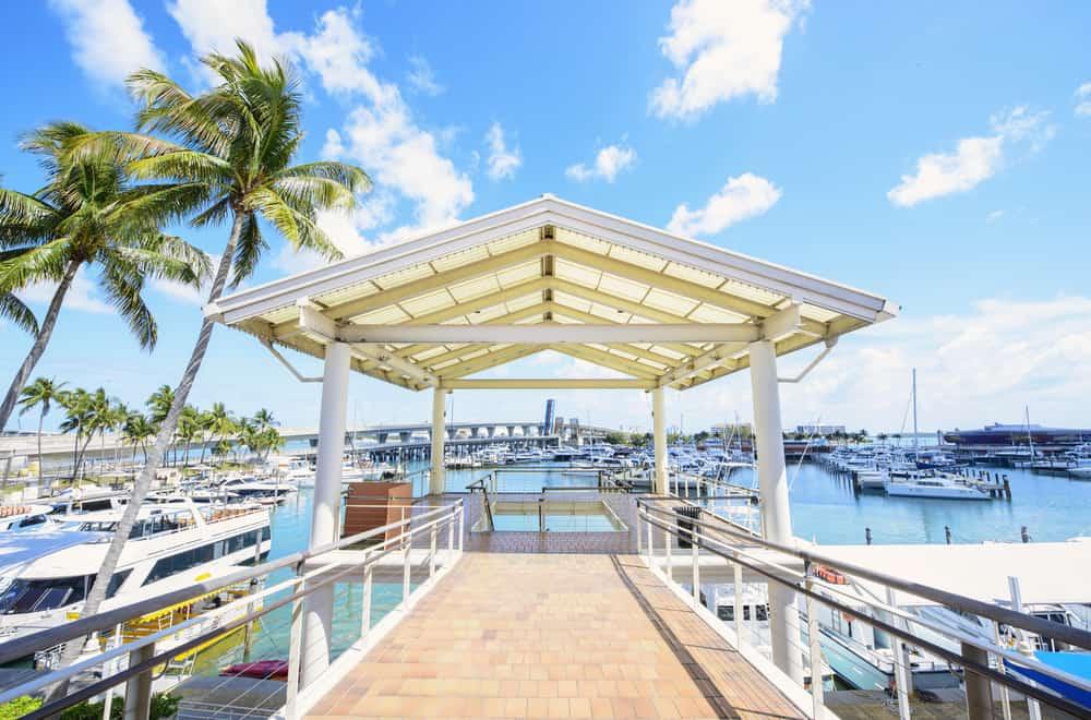 Florida Road Trip Miami Bayside Marketplace