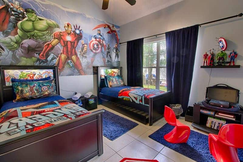 the Magic Clubhouse Airbnb in Florida