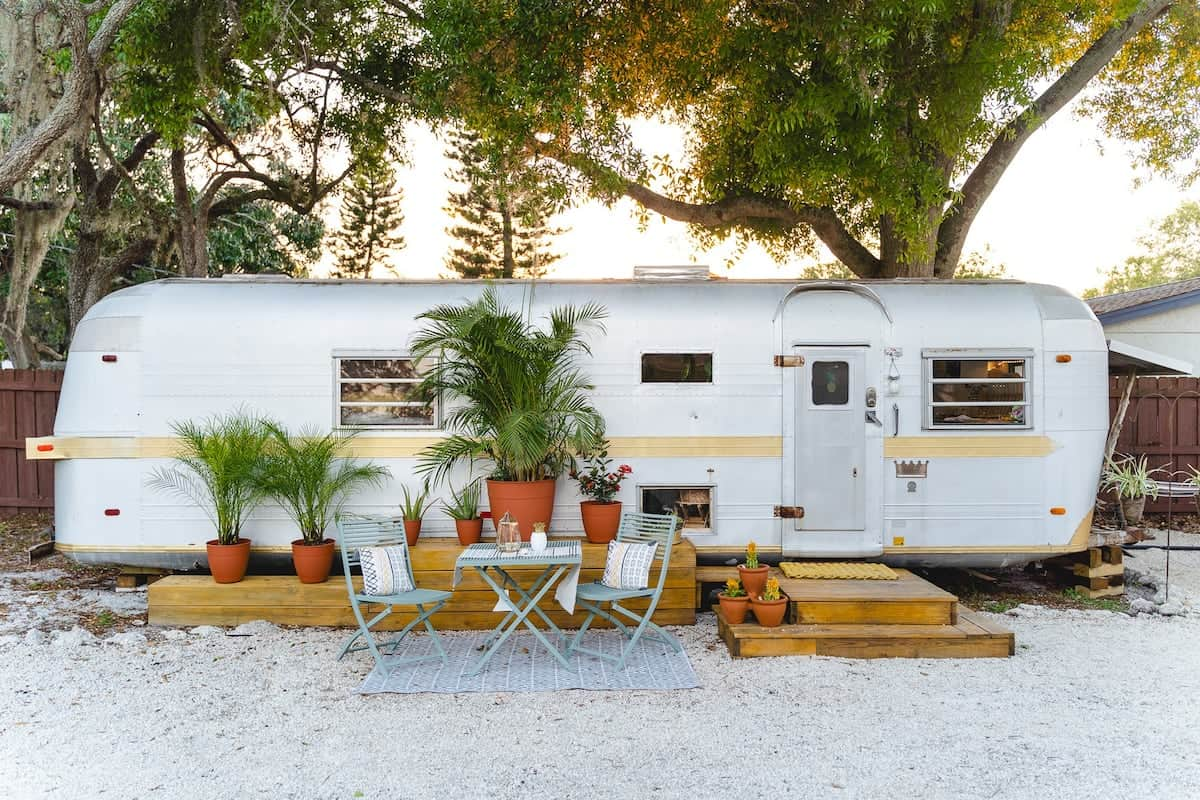 airstream airbnb in tampa
