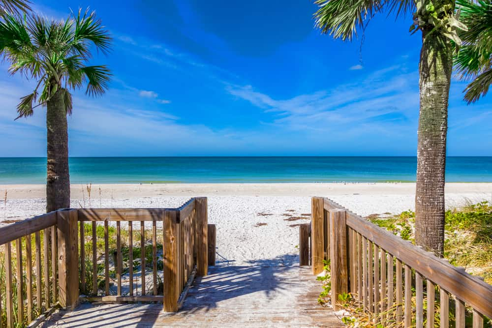 Anna Maria Island is known for its wonderful sands and broad beaches.
