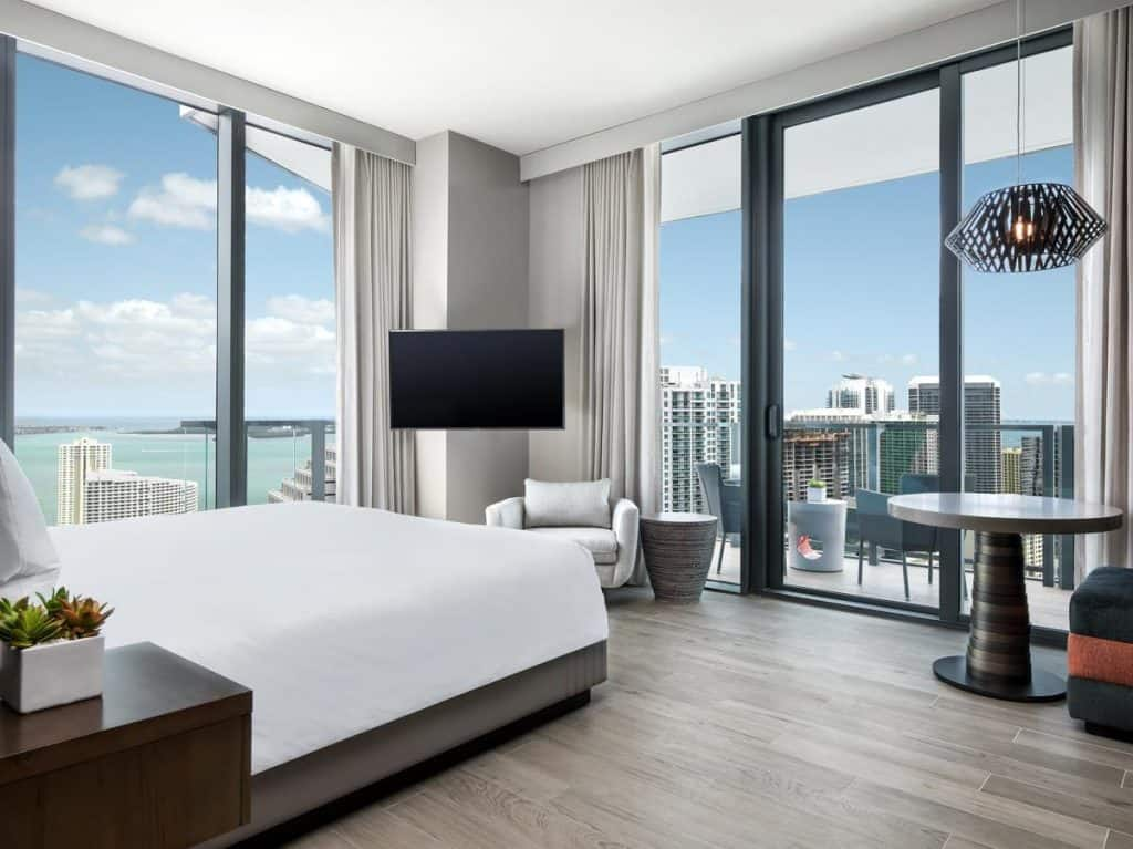 East Miami hotel offers great views and comfortable places to stay!
