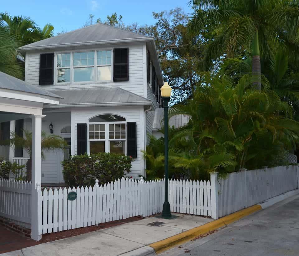 lush airbnb in Key West