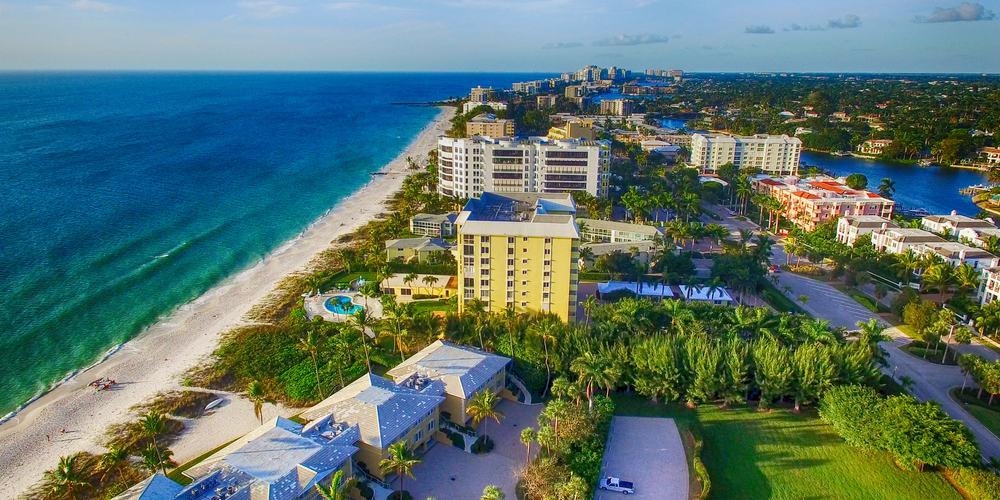 Naples coastline weekend getaways in Florida