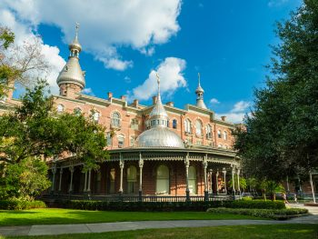 university of tampa is one of the best things to do in tampa