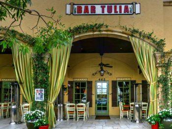 Bar Tulia in Naples Florida