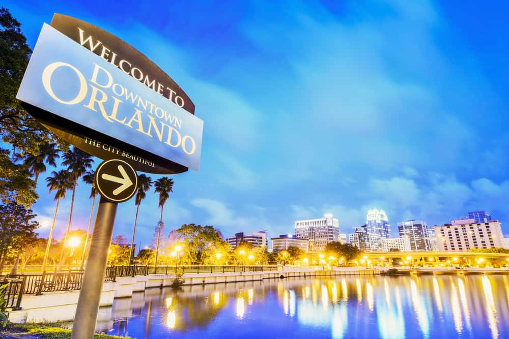 Beautiful downtown Orlando has some great Breweries in Orlando to visit