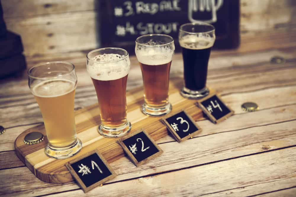 Enjoy some beer tasting flights at this Orlando's brewery.