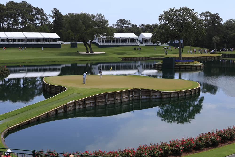 TPC is home to the players championship and the 17th hole is one of the best golf courses in Florida.