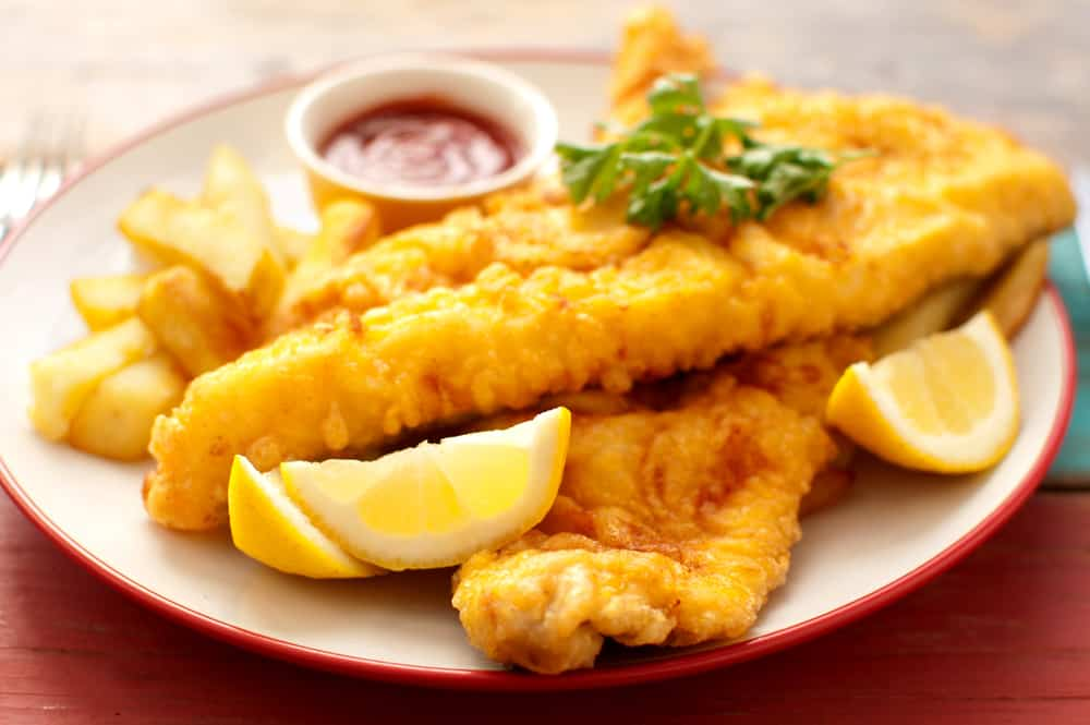 Come for the fish fry night at University Grill