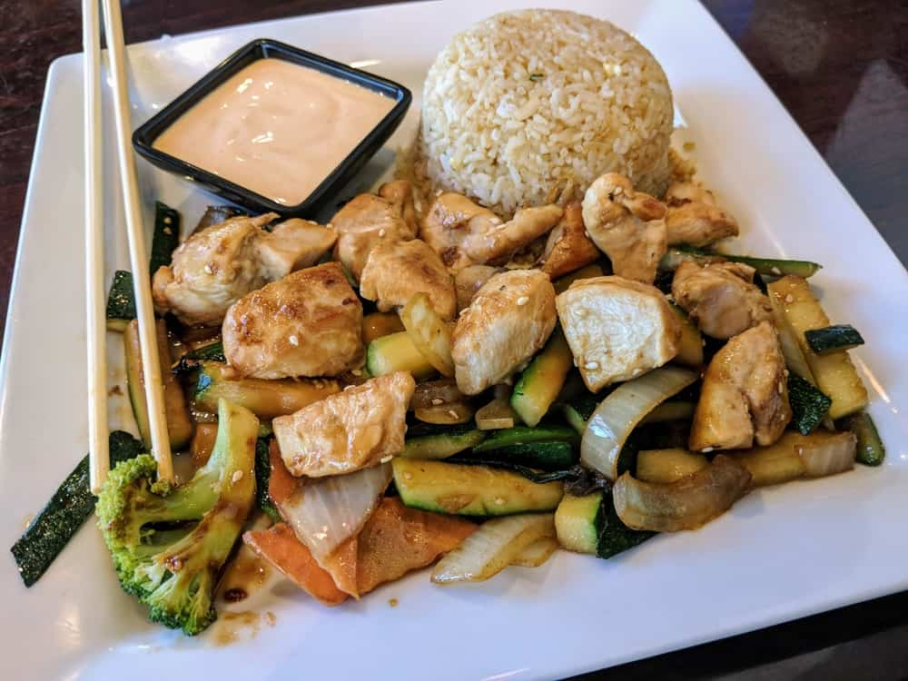 Kumo is a Japanese steak house in Fort Myers from hibachi to sushi.