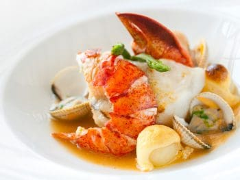 Some of the best restaurants in Jacksonville are known for seafood
