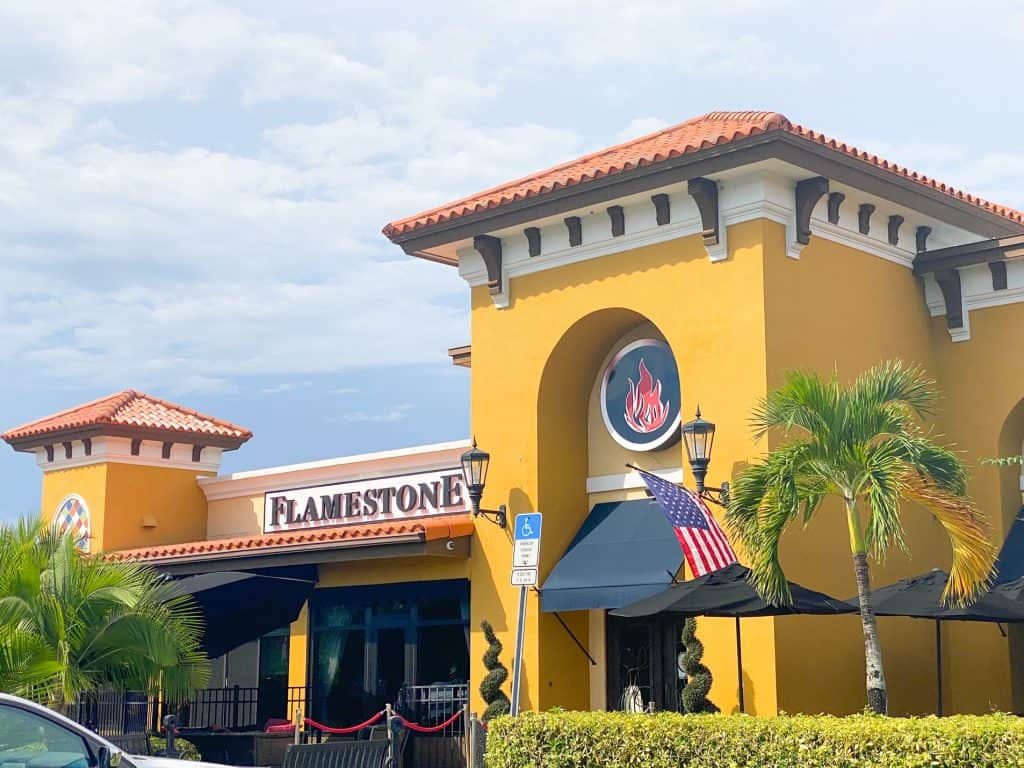 Flamestone is an American Grill serving steaks, seafood and American classics at one of the best restaurants in Oldsmar.