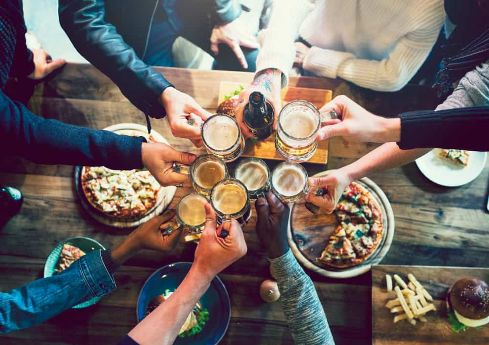Enjoy some delicious food and beer at this local brewery in Gainesville