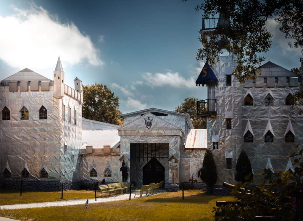 Solomon's Castle, one of the most beautiful castles in Florida.