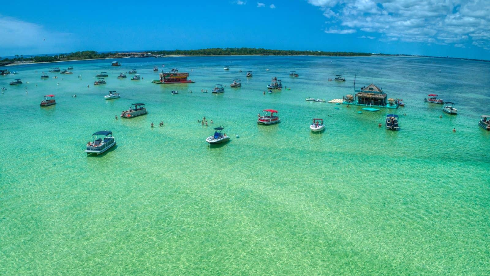 boats in Destin Florida