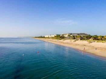 beautiful beach in Vero Beach is one of the things you can do in Vero beach