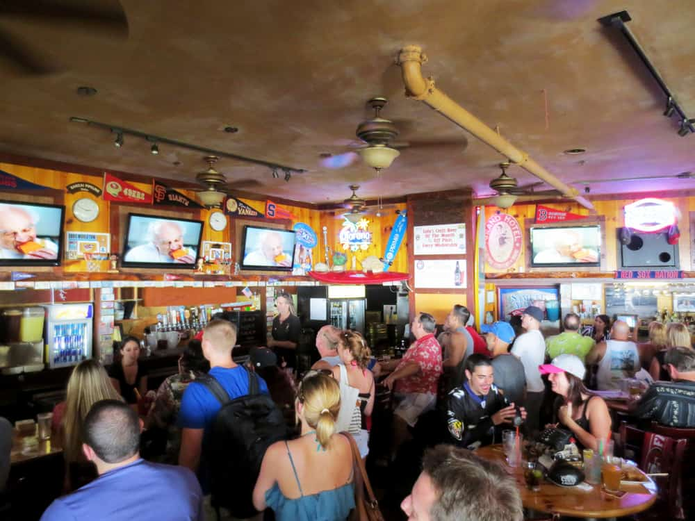 This is a great sports bar to catch a game at one of the oldest bars in Tallahassee