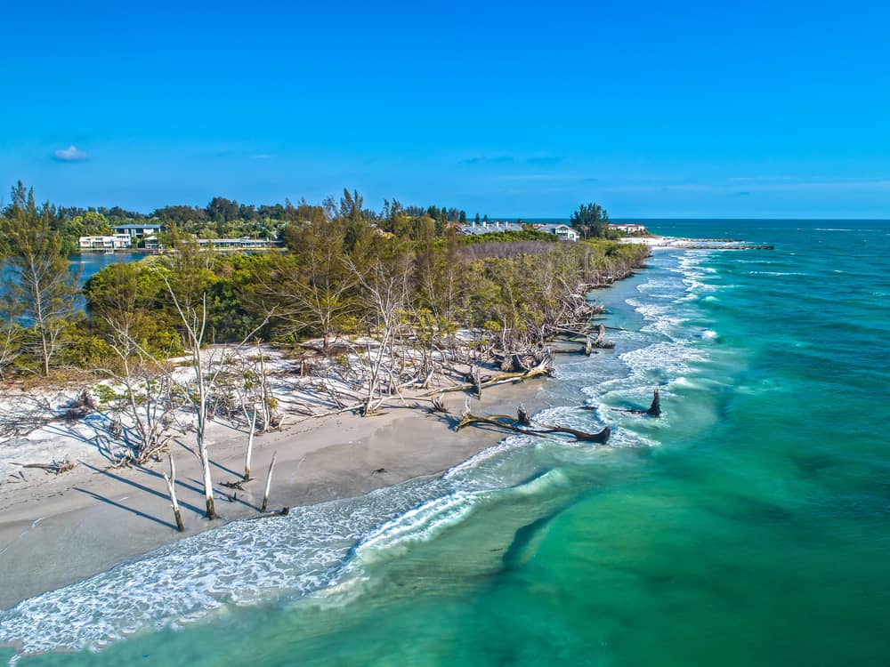 beer can island on longboat key in Sarasota Florida