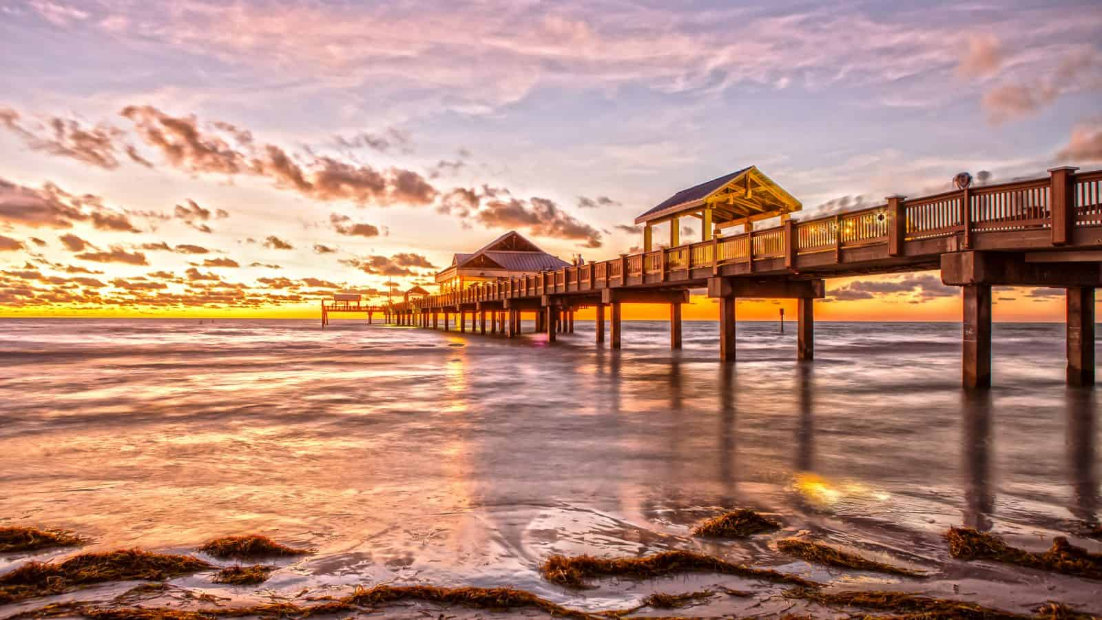 best beaches in clearwater and saint petersburg florida