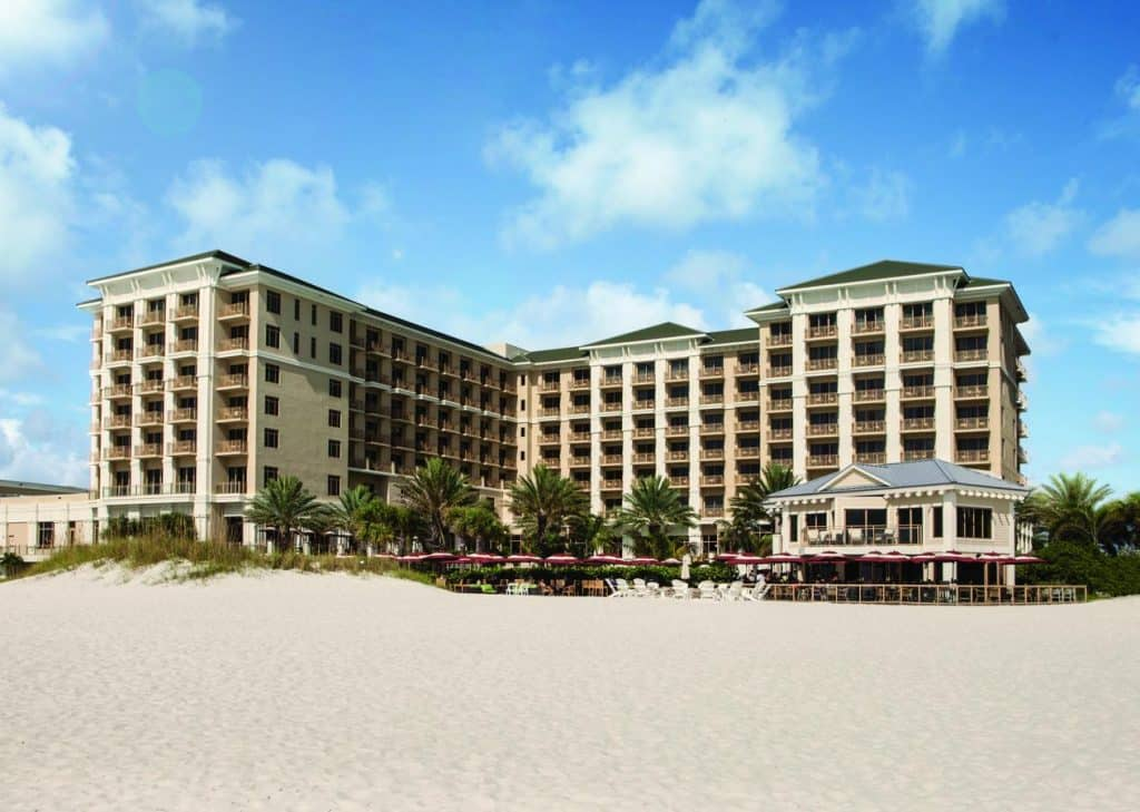 Sandpearl is one of our favourite hotels in clearwater beach