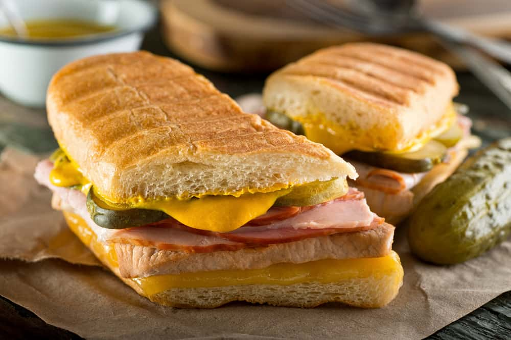 Try the Cuban Sandwhich at Carlo's Cuban grill