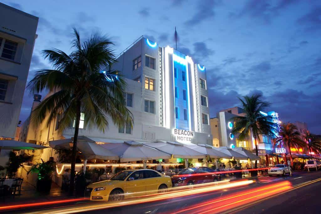 The Beacon Hotel in Miami