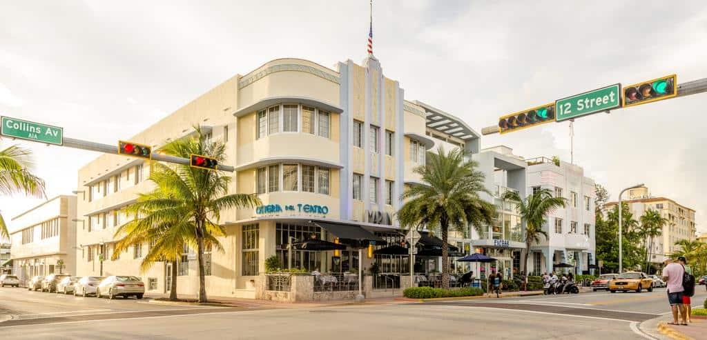 The Marlin Hotel on Miami Beach