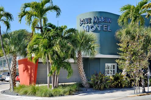 The Blue Marlin Hotel in Key West