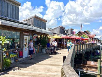 Restaurants on saint petersburg boardwalk