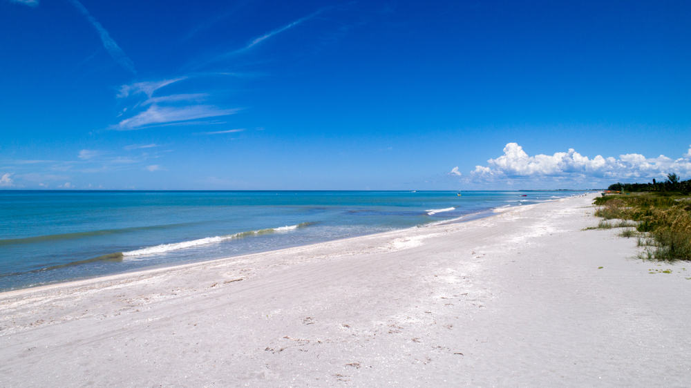 Head to Fort Myers and nearby Sanibel and Captiva island for the best of both worlds a party and then secluded beaches