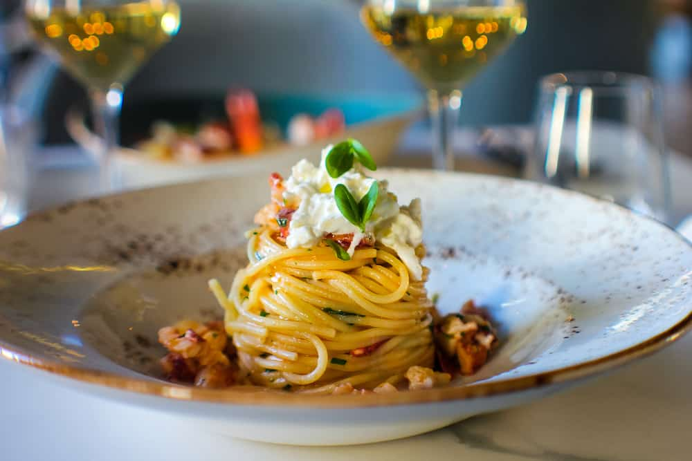 Mc Kitchen serves some of the best Italian food in Miami