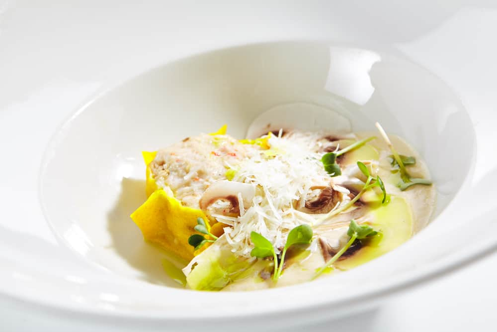 Try the ravioli at NiDo some of the best authentic Italian food in Miami