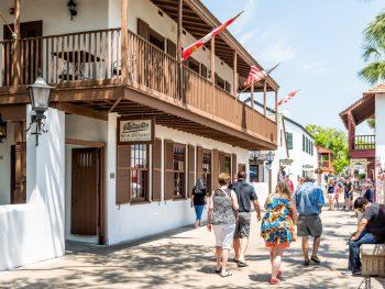 Columbia Restaurant in Saint Augustine Florida