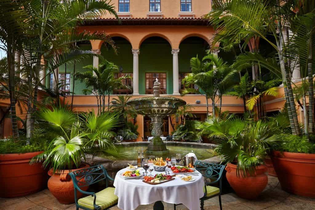 There is so much romance at biltmore hotel