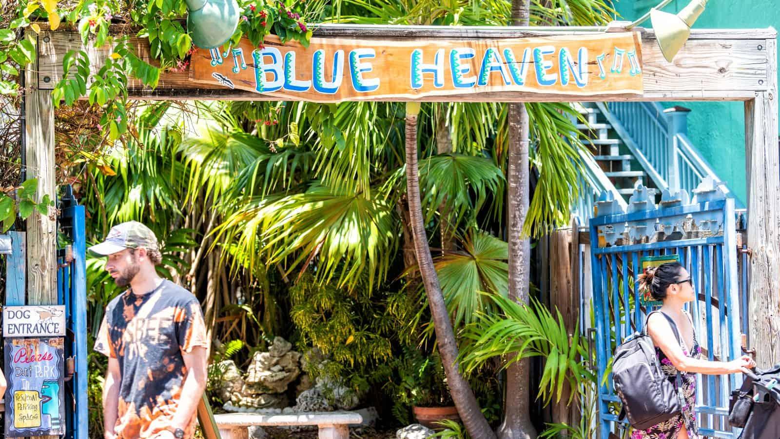 best places for breakfast in Key West!