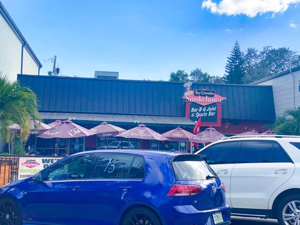 At the Dunedin Smokehouse, you can get the best homemade barbecue!