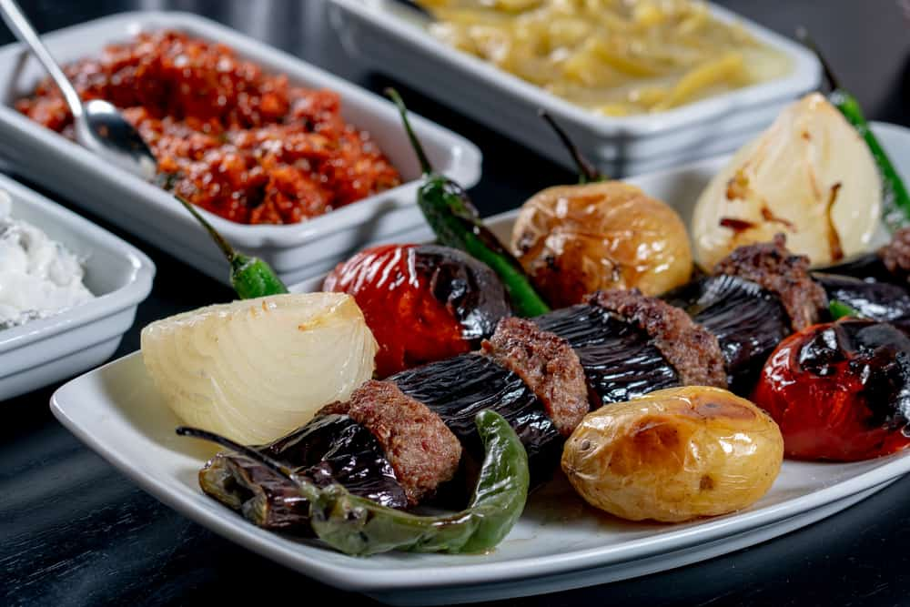 Bosphorus is a Winter park restaurant serving up Turkish food