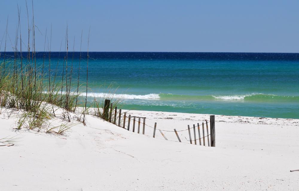 The incredible Pensacola Beach