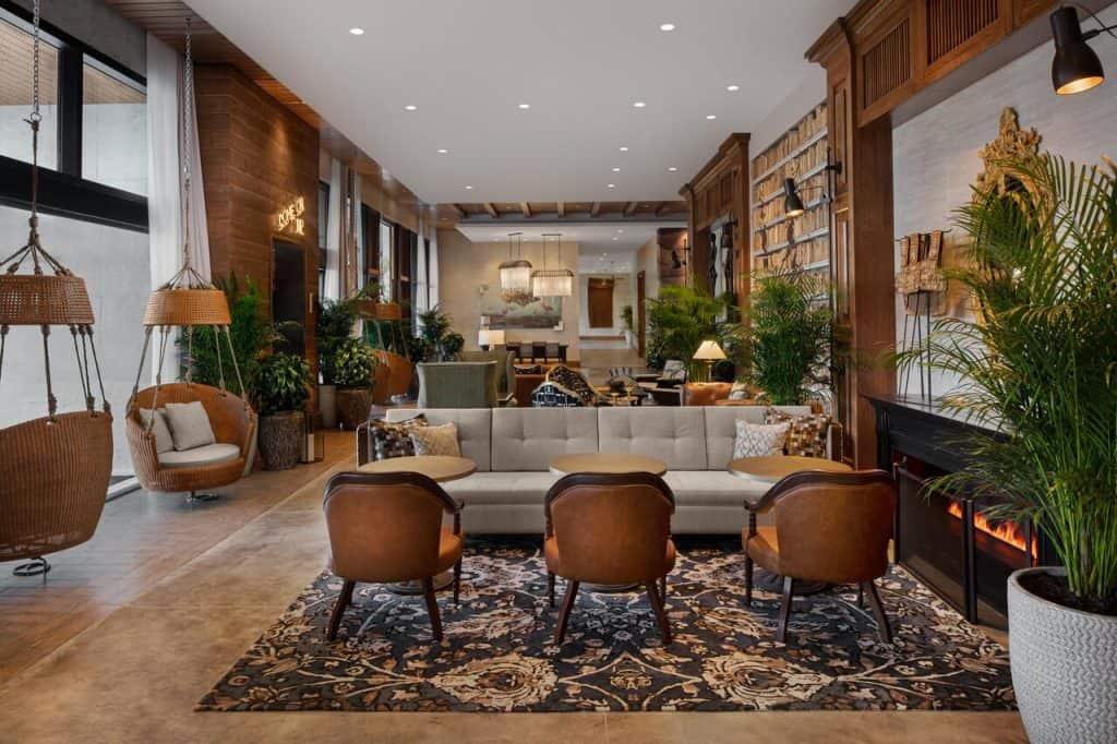 this honeymoon resort in florida has simply stunning interiors