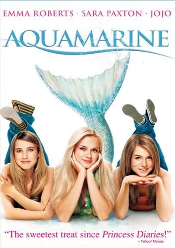 Aquamarine stars Jojo and is a fun movies about the importance of friendship