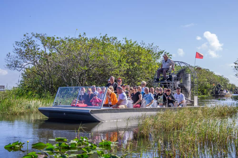 Come for a full day tour complete with a visit to a nature park and a one hour best Everglades airboat tours.