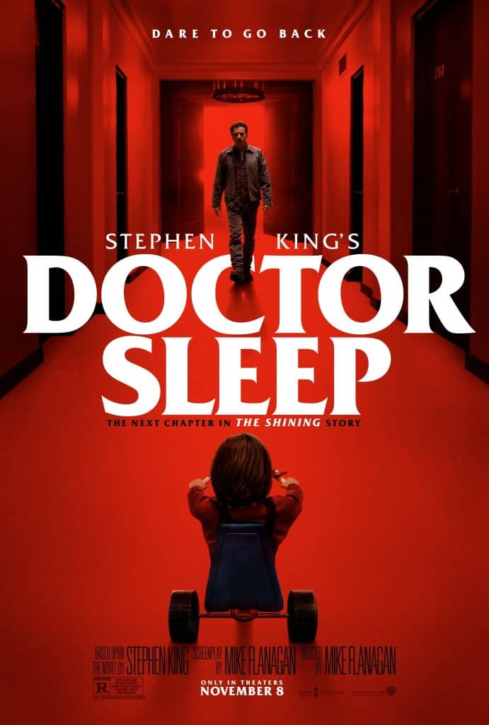 Doctor Sleep is the long anticipated sequel to The Shining