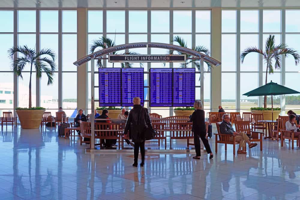 fort myers airport in florida
