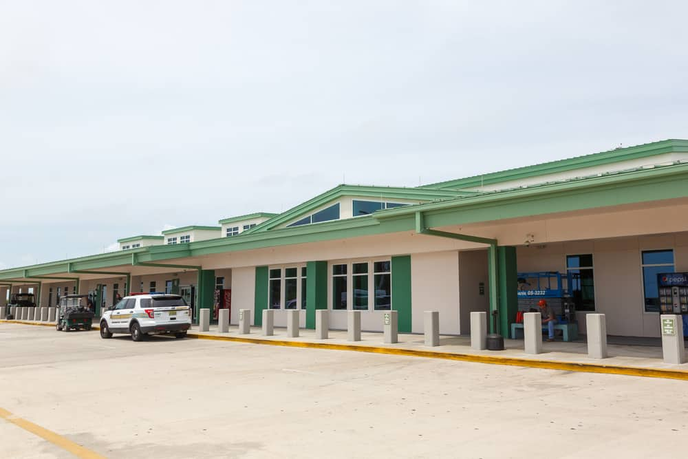 Head to Key West Airport an airport on the small island