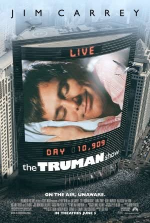 starring Jim Carry, the Truman show is a movie set in Florida