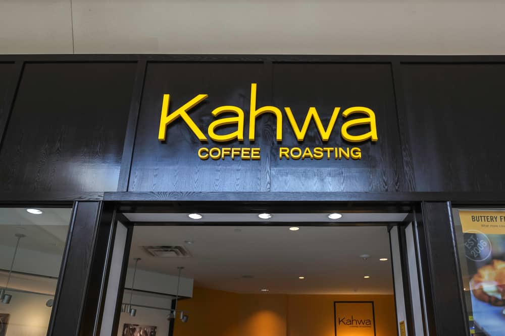 Head to local roaster Kahwa one of the best coffee shops in Tampa