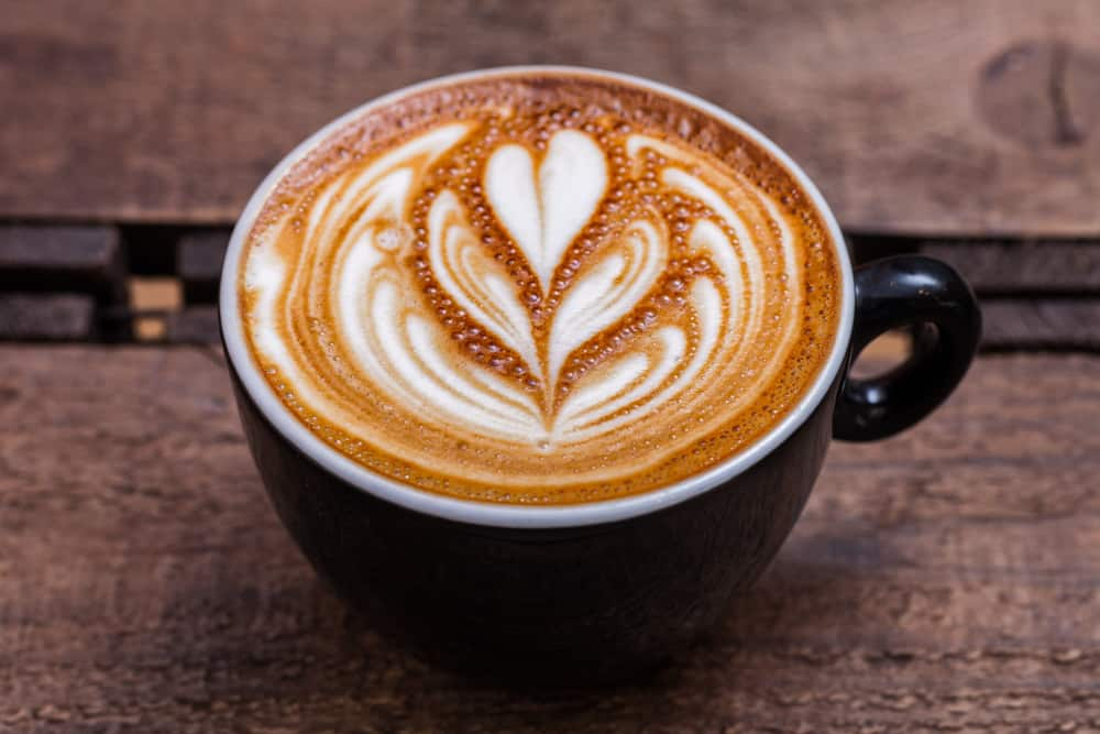 Try one of the alternative milk lattes at Spaddy's