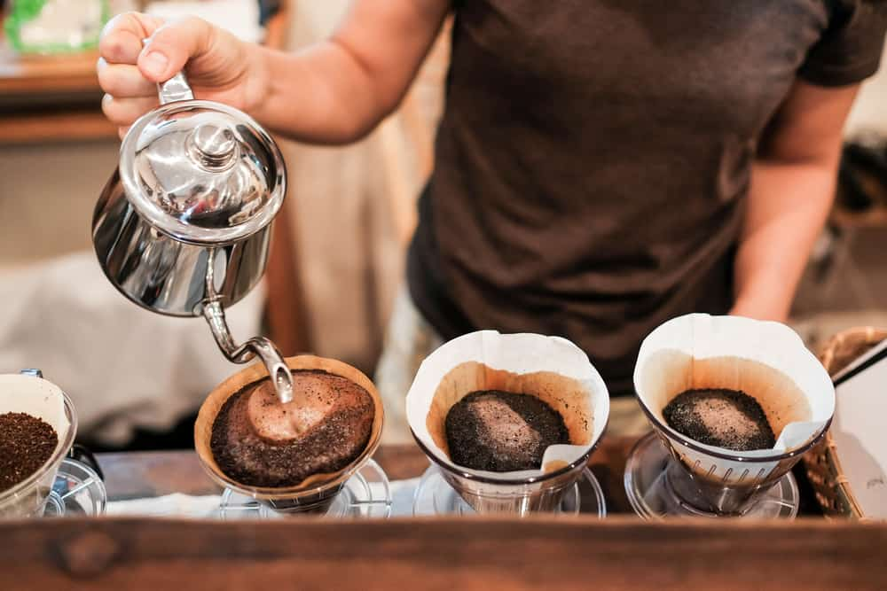 The coffee culture in Tampa is expanding try one of the pour overs