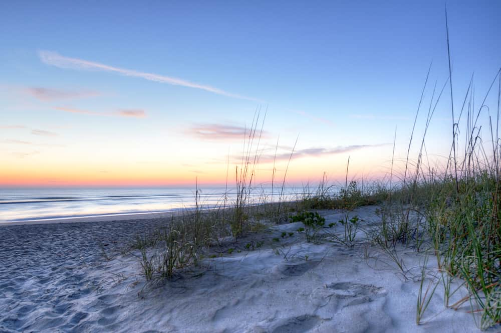 Melbourne Beach one of the Florida East Coast Beaches