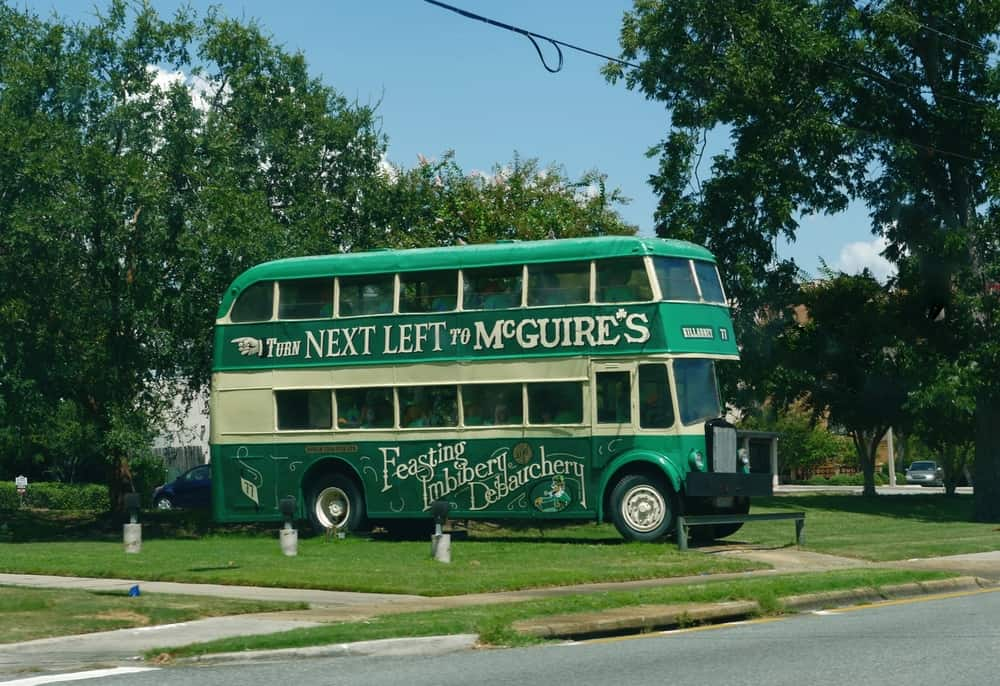 Come try this pensacola staple Irish pub McGuires a staple since the 1970's